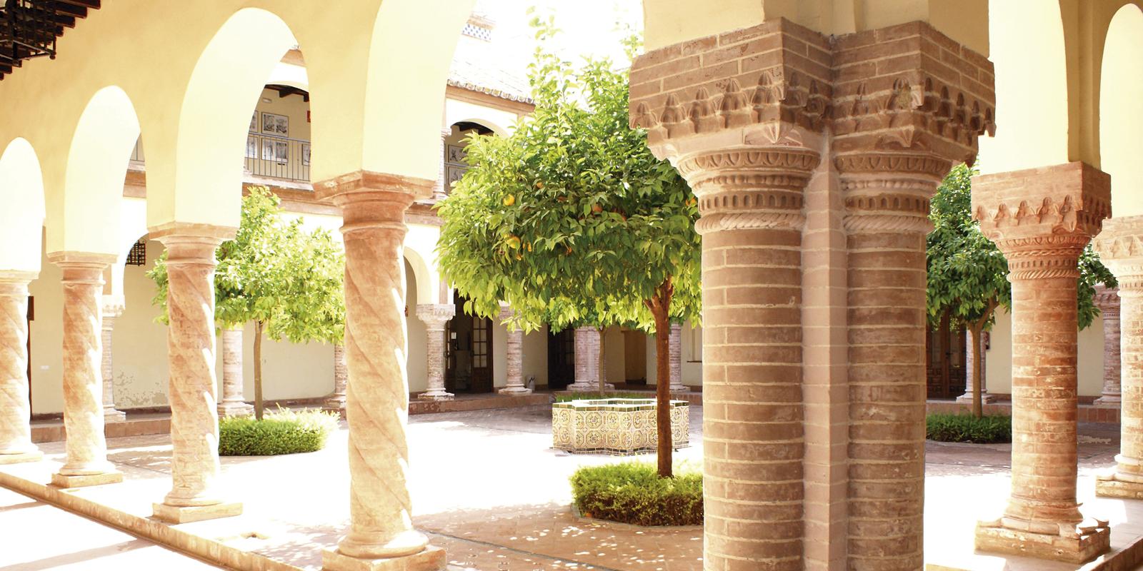 Hotel en Córdoba Convento de Santa Clara convento